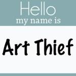 Stealing Art
