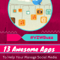 13 Apps To Help You Manage Social Media #VZWBuzz