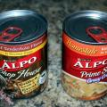 alpo canned dog food