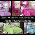 beyond bedding giveaway