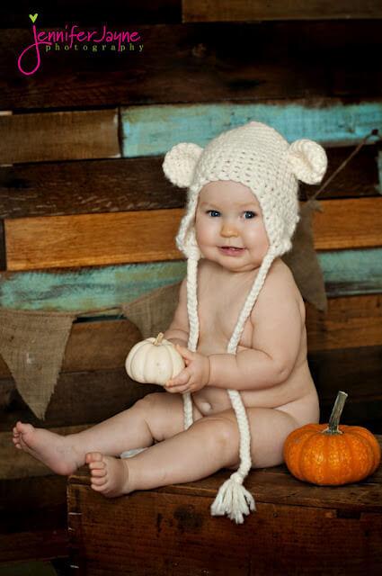 teddy bear hat free crochet pattern