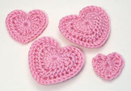 25 free easy crochet heart patterns 15tpplanetjuneblogfree crochet patternslove hearts dt1010fo