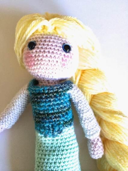 Crochet Frozen Doll Free Pattern : 20+Free crochet frozen inspired patterns