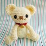 freeteddybearamigurumicrochetpattern by jennyandteddy