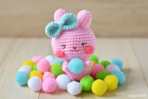 Amigurumi For Free : Free easy easter crochet patterns