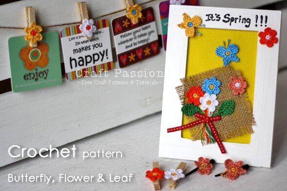 39.crochet-butterfly-flower-leaf