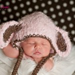 lamb free easy crochet hat pattern
