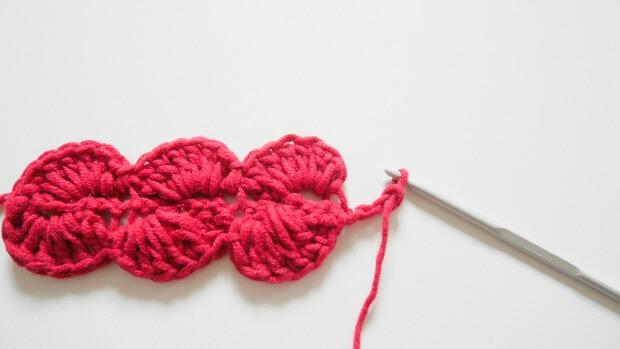 crochet bracelet 8