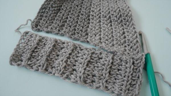 crochet scarf free pattern easy tutorial