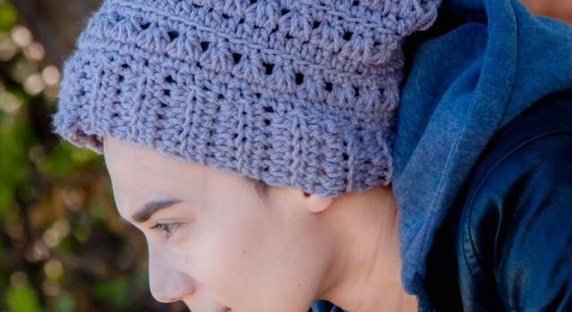 newman beanie men hat free crochet pattern with video tutorial78