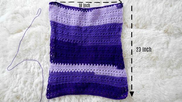 1easy crochet vest