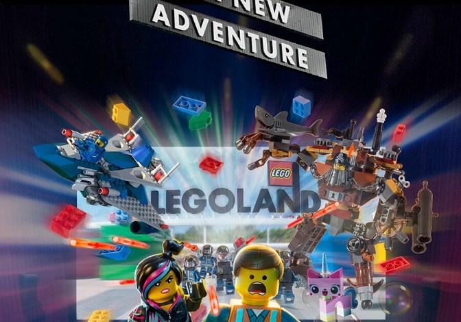 The Lego Movie 4D Premier + Sneak Peek!!!