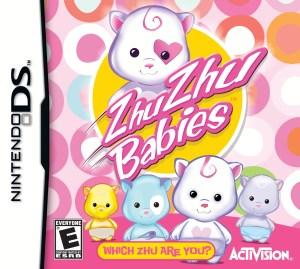 ZhuZhu Babies