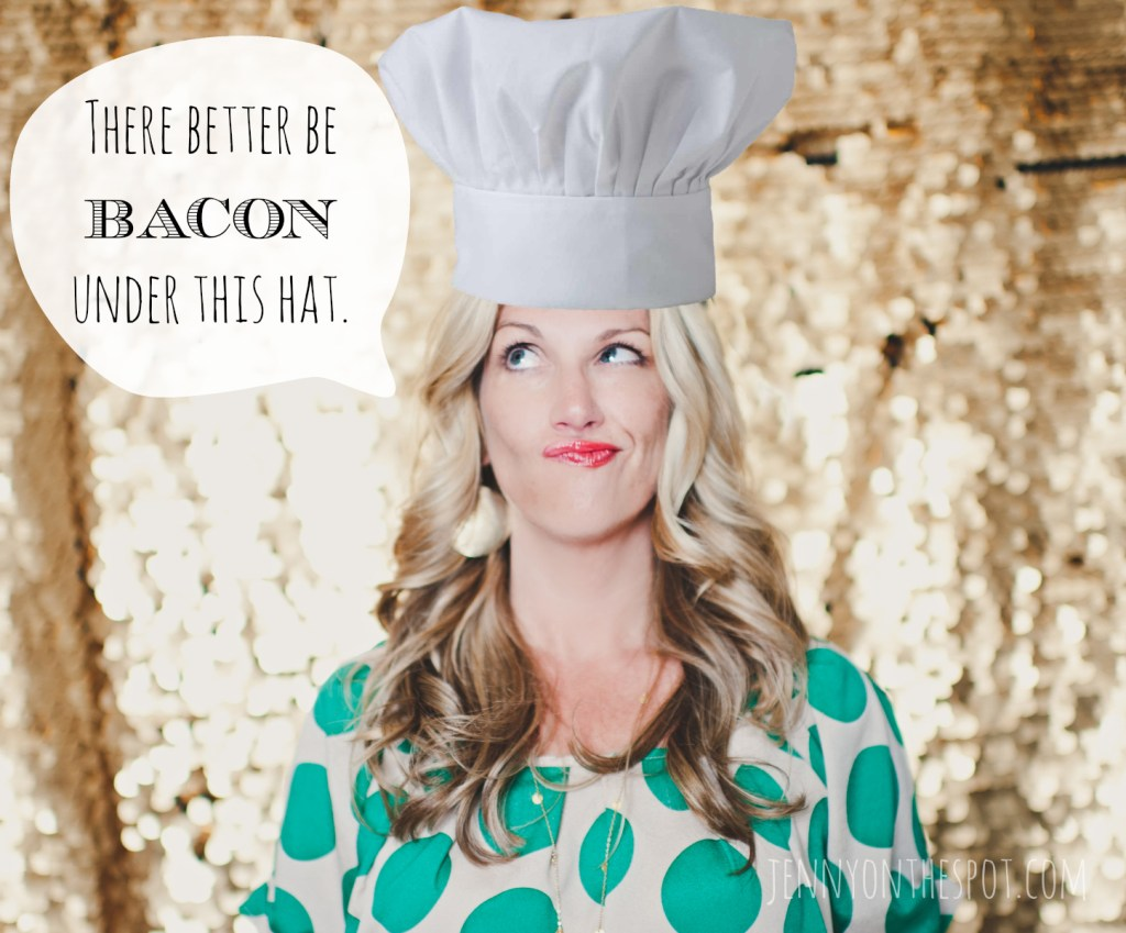 I like bacon via @jennyonthespot