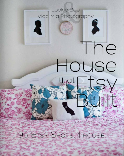 The-House-That-Etsy-Built by @lookieboo
