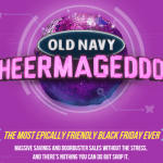 Old Navy's Cheermageddon: OMG, We're All Going To Buy!