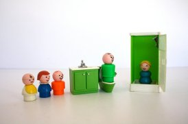 Little People Bathroom
