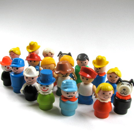 Little People Generation X