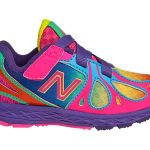 These rainbow shoes are my frame of reference