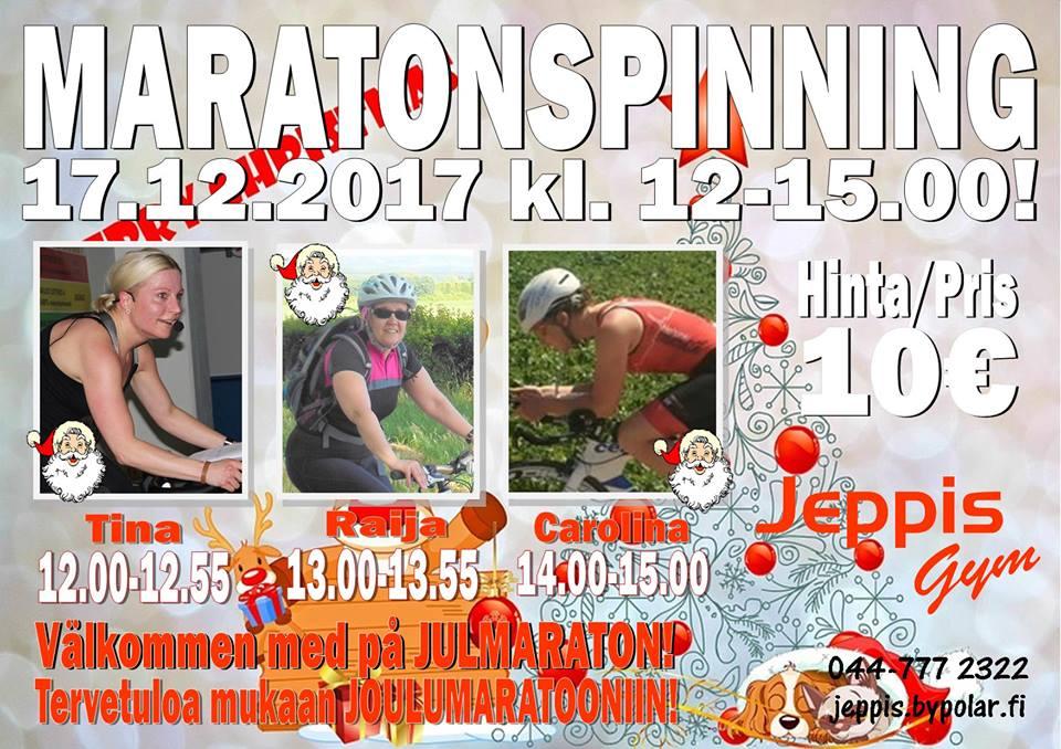 sista maraton -17