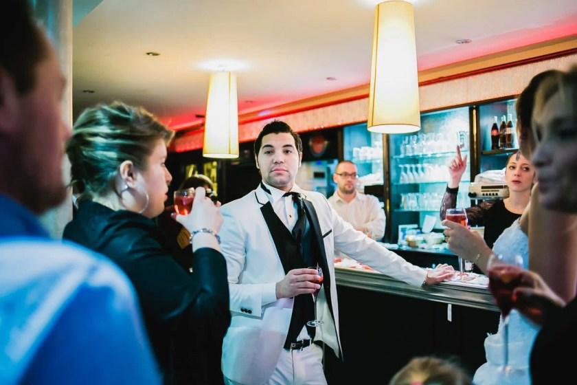 portrait marié cocktail reportage mariage paris jeremy fiori