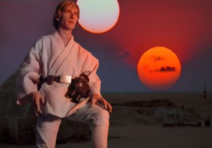 SIDESHOW COLLECTIBLES - Luke Skywalker