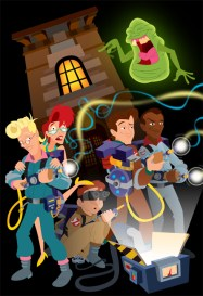 THE REAL GHOSTBUSTERS - The Crew
