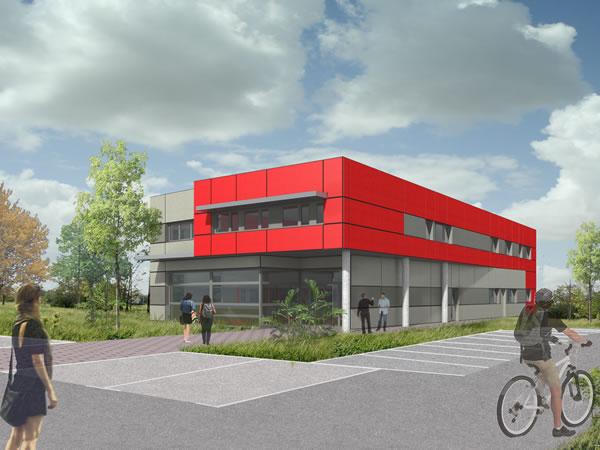 Architecture bureaux - Jérôme Duclos