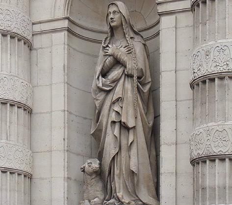 Jérome Viaud - Sainte Geneviève