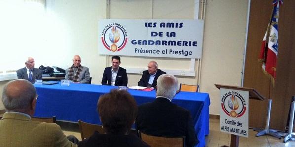 Jérôme Viaud- Ag de la gendarmerie