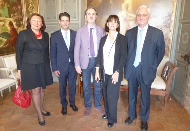 Visite Ambassadeur de Russie 4 12 2015 (50)