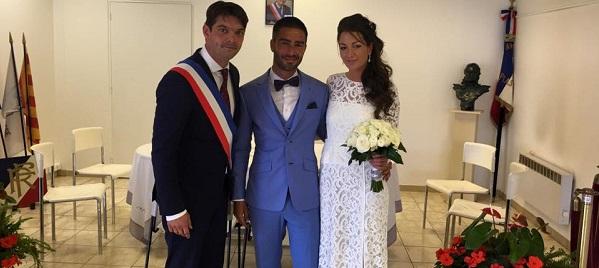 mariage de petit Greg 2016