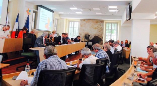 Conseil Communautaire de la CAPG 30 juin 2017
