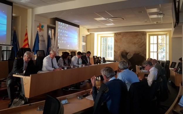 Bureau Communautaire de la CAPG (17-11-2017)