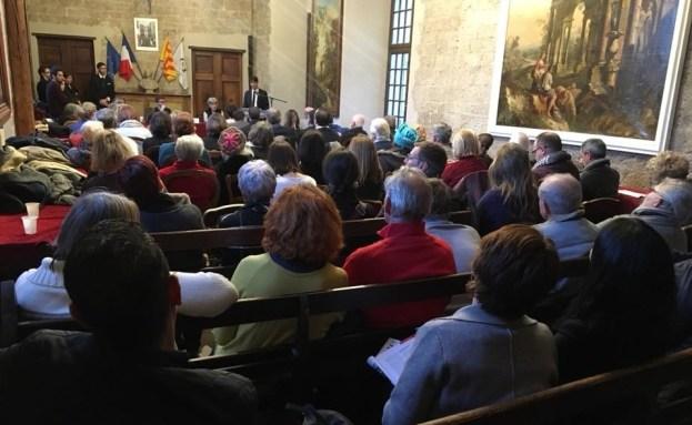 1ère réunion de concertation dédiée au Nouveau Plan de Rénovation Urbaine pour le Centre Historique de Grasse 02