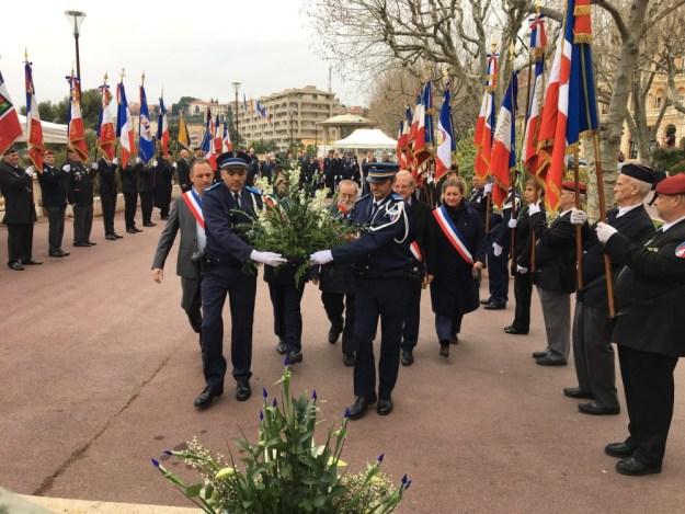 Assemblée Générale Nationale des Porte-drapeaux de France 07