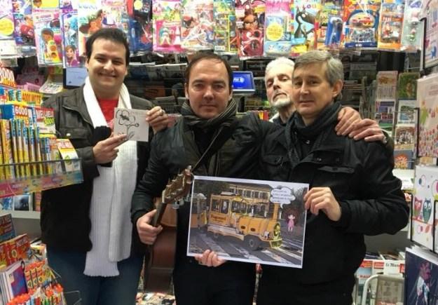 rdv kiosque