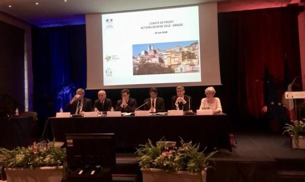 Comité de Projet - Action Coeur de Ville 01
