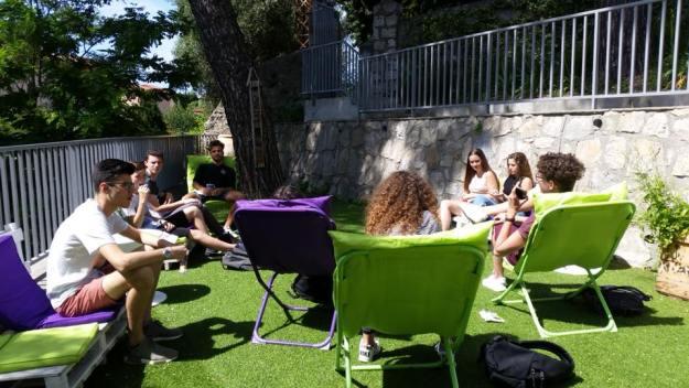 Vif succès pour Cap'O'Bac à la Villa Saint Hilaire 04