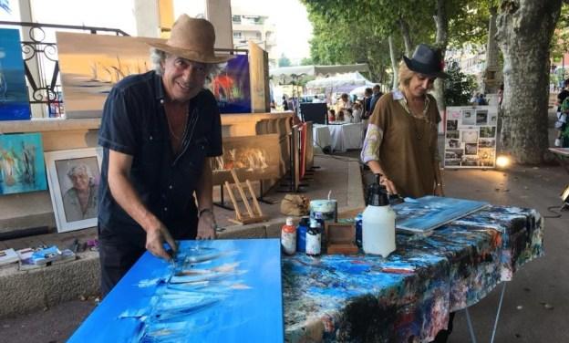 Devenir peintre le temps d'une flânerie à Grasse c'est possible 01