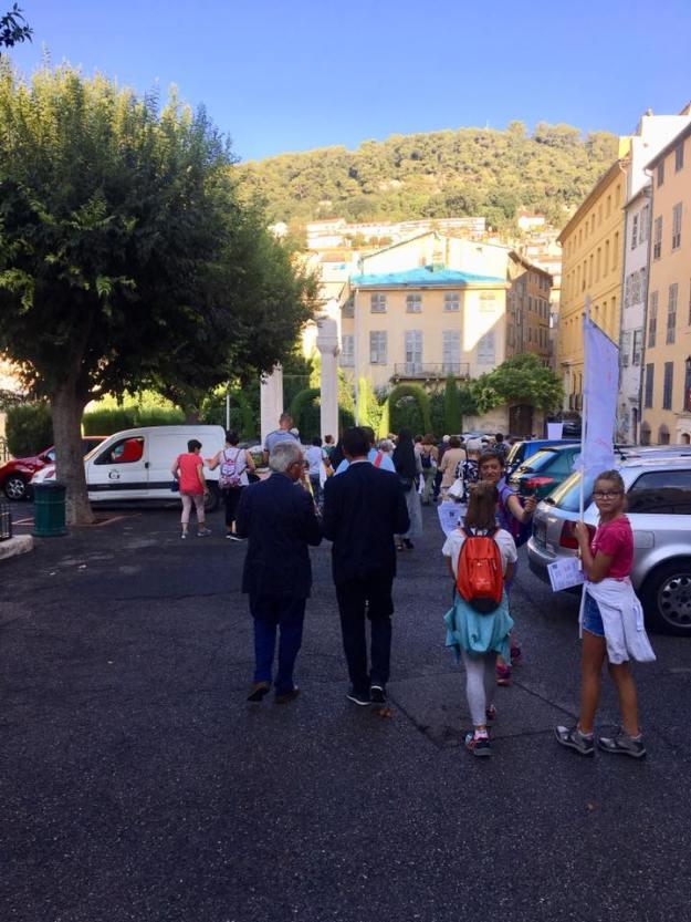 Traditionnel pèlerinage à Notre Dame de Valcluse 03