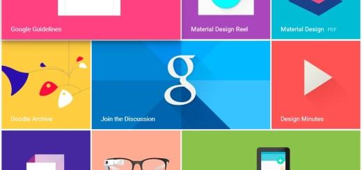 Imagen de la portada de Google Design