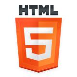 Logo alusivo a HTML5