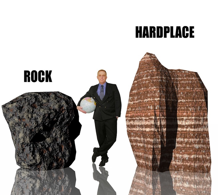 Between a Rock and a Hard Place 760