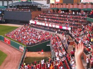 Pujols' home run!