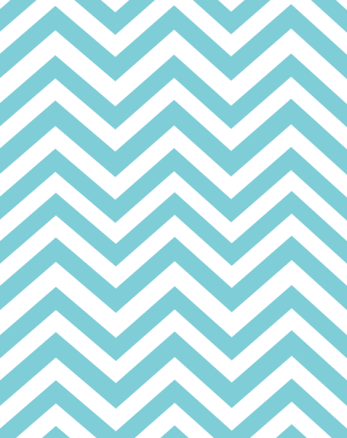 tiffanyblu2 chevron pattern update