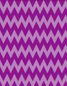 Purple Triangles pattern 1