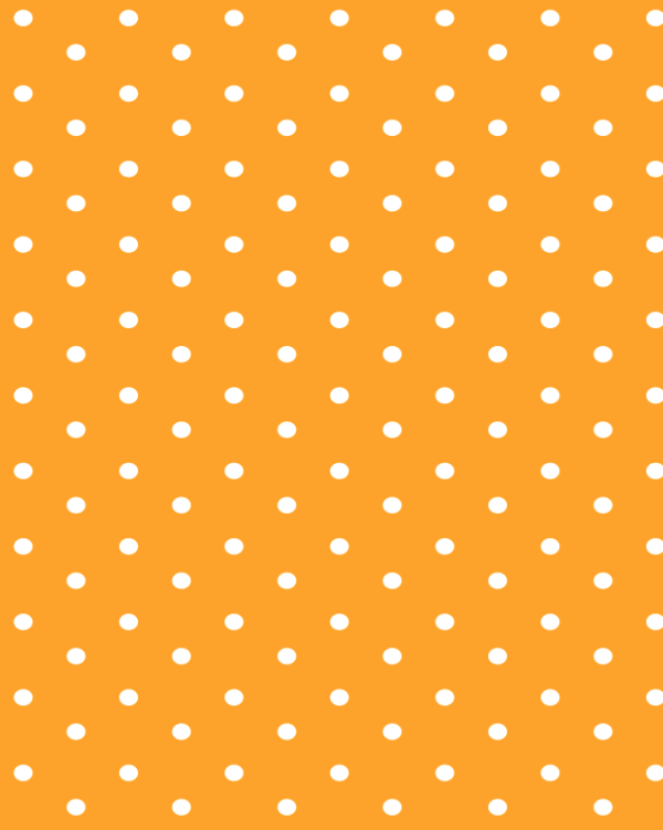 Halloween dots free printable paper