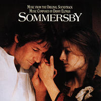 Richard Gere and Jodie Foster in Sommersby