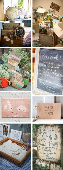 Small Of Wedding Guest Book Alternatives